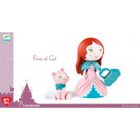 Princesse Rosa & Cat - Arty Toys Contes et légendes