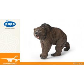 Ours des cavernes - Figurine jouet