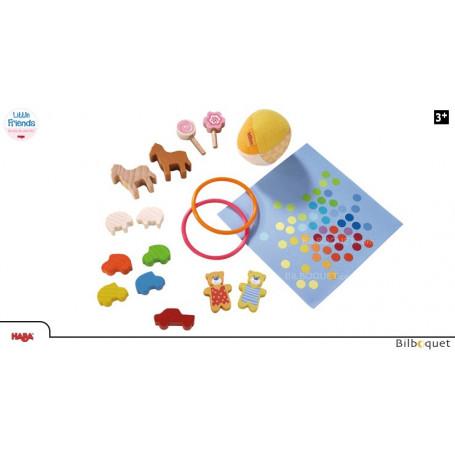 Ensemble Jouets préférés - Accessoires pour maison de poupée Little Friends