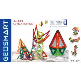 Alien Creatures - Coffret GeoSmart 63 pièces