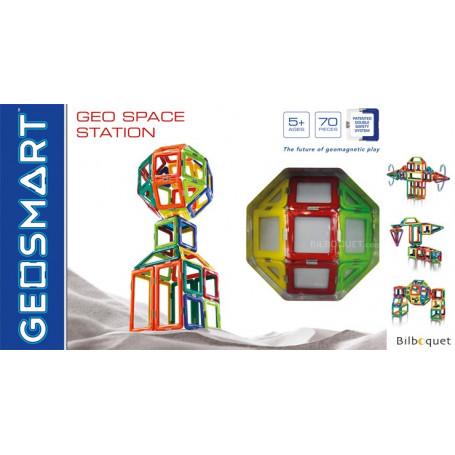 GeoSpace Station - Coffret GeoSmart 70 pièces