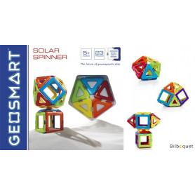 Solar Spinner - Coffret GeoSmart 23 pièces
