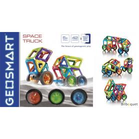 Space Truck - Coffret GeoSmart 42 pièces