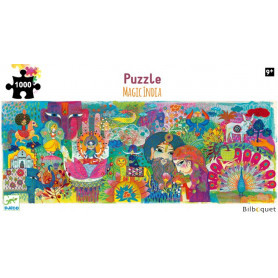 Magic India - Puzzle Gallery 1000 pièces