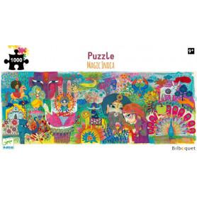 Magic India - Puzzle Gallery 1000 pièces