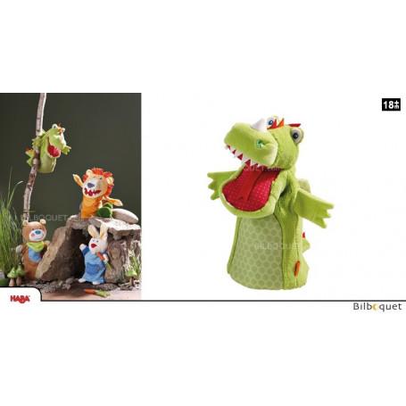 Marionnette à main Dragon Vinni