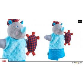 Marionnette à main sonore Hippopotame