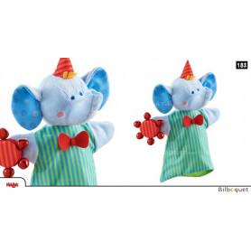 Marionnette à main sonore Éléphant
