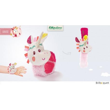 Louise Hochet-bracelet pour bébé