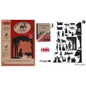 Les contes merveilleux n°1 - 31 silhouettes pour théâtre d'ombres