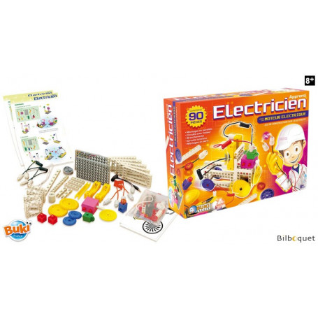 Apprenti Electricien - Coffret scientifique