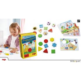 Les couleurs et les formes avec petit ourson - Mes premiers jeux