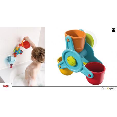 Toboggan à billes Plaisirs du bain