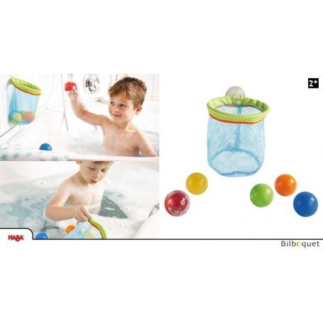Jeu de basket spécial bain - Jeu d'eau