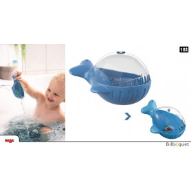 Baleine Benni - Jeu d'eau