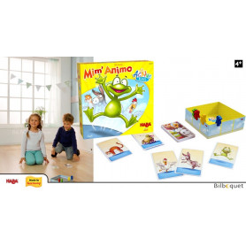 Mim'Animo - Jeu Haba Active Kids