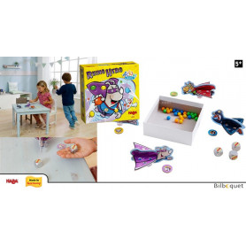 Rhino Hero Action - Jeu Haba Active Kids