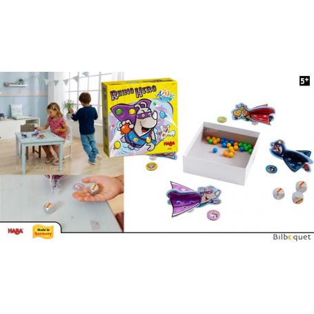 Rhino Hero Action - Jeu Haba Active Kids