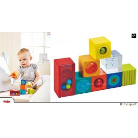 Blocs découverte Divertissement coloré - jouet d'éveil