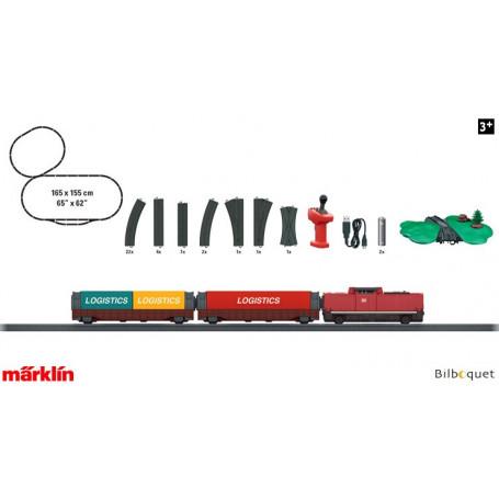 Coffret de départ Train marchandises - Märklin My World