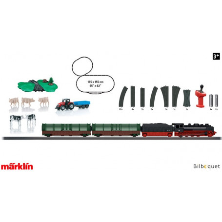 Coffret de départ Agriculture - Märklin My World