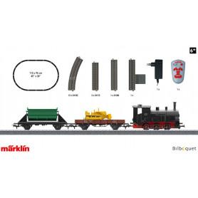Coffret de départ Mes premiers pas avec Märklin Start Up 230V