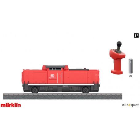 Locomotive diesel BR 212 avec accu - Märklin My World