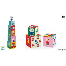 Cubes premier âge Bunnybloc