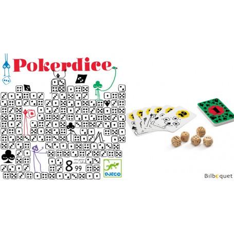Poker Dice - Jeu de pari