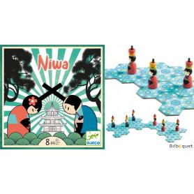 Niwa - Jeu de stratégie pour 2 joueurs