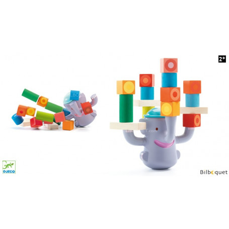 Bigboum - Jeu d'équilibre et d'empilement