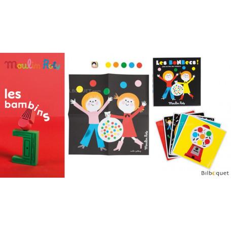 Loto des couleurs Les bonbecs - Les Bambins