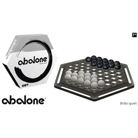 Abalone - Jeu de stratégie pour 2 joueurs