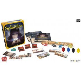 Cities of Splendor - 4 extensions pour le jeu Splendor