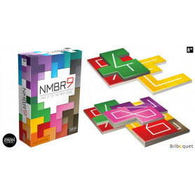 Nmbr9 - Jeu de plateau