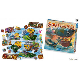Small World Sky Islands Extension pour le jeu Small World