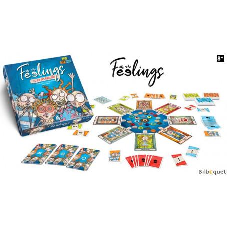 Feelings - Le jeu des émotions