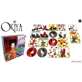 Okiya - Jeu de réflexion pour 2 joueurs