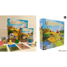 Kingdomino - Version Géante - Jeu de stratégie