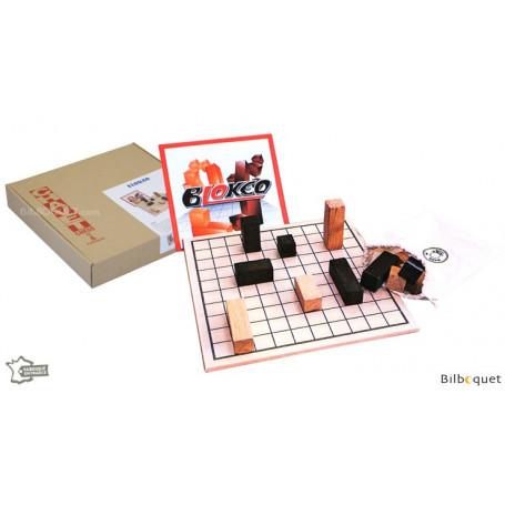 Blokeo - Jeu en bois pour 2 joueurs