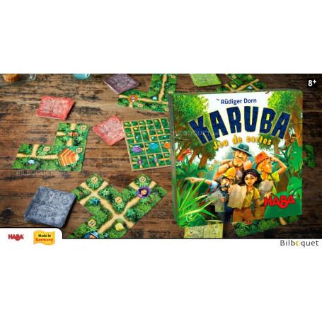 Karuba - Jeu de cartes Haba