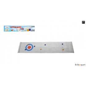 Mini jeu de curling - Jeu d'adresse