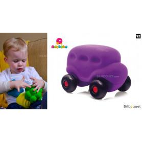 Micro véhicule - Bus violet - Rubbabu