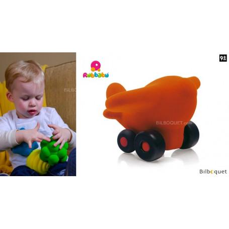 Le petit avion Takota orange - Rubbabu