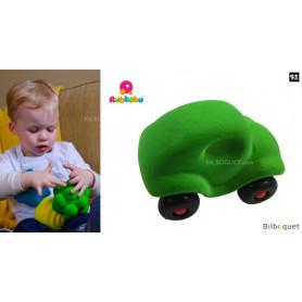 Micro véhicule - Voiture verte - Rubbabu