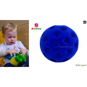 Balle sensorielle - Golf bleue - Rubbabu