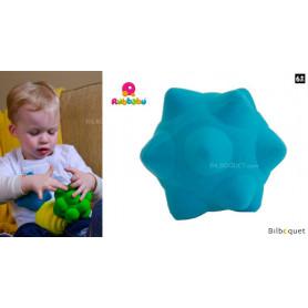 Balle sensorielle - Torpille turquoise - Rubbabu