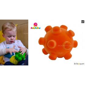 Balle sensorielle - Mines Orange - Rubbabu
