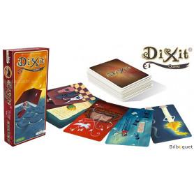 Dixit 2 Quest - Extension pour le jeu Dixit