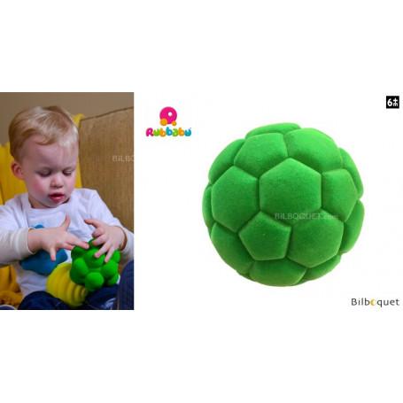 Balle de football verte - Rubbabu